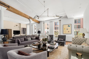 Expansive Condo Loft with Private Terrace